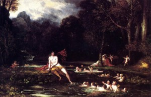 Narcissus and Echo